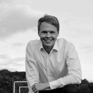 Rasmus Ranta kuva mustavalkoinen